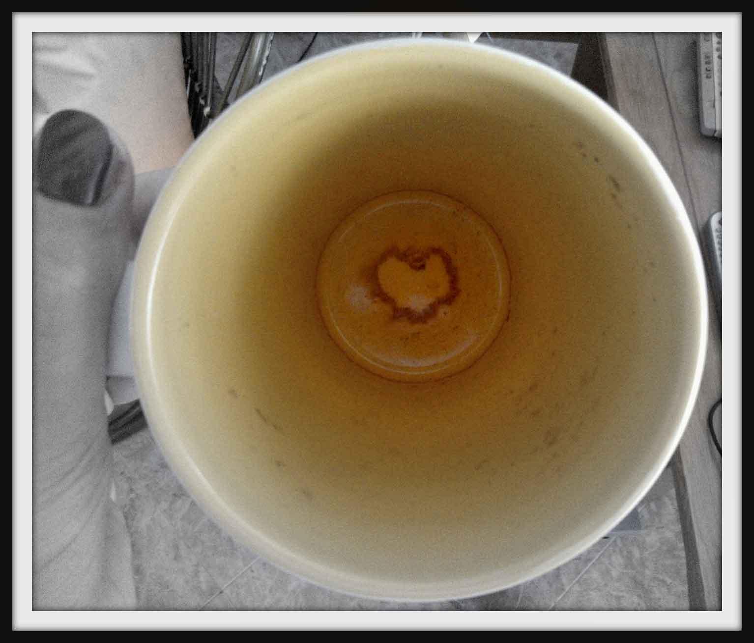 Ho interrogato le carte i fondi di caffé e le foglie di te